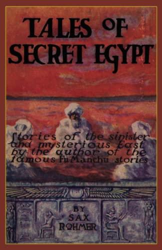 9781434469403: Tales of Secret Egypt