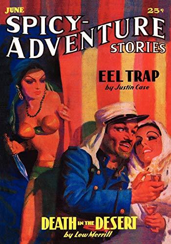 9781434470171: Spicy-Adventure Stories, June 1936 (Vol. 4, No. 3)