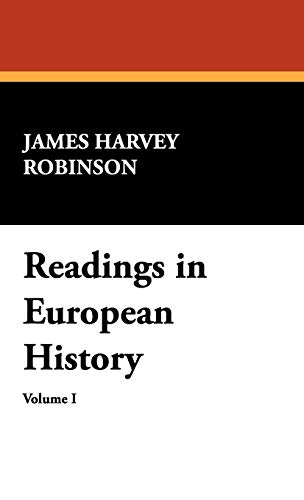 9781434470843: Readings in European History