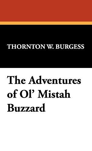 9781434474384: The Adventures of Ol' Mistah Buzzard