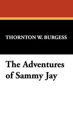 9781434474421: The Adventures of Sammy Jay