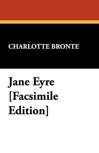 9781434475633: Jane Eyre [Facsimile Edition]