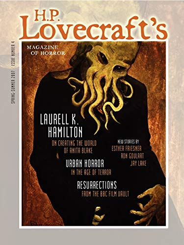 9781434479334: H.P. Lovecraft's Magazine of Horror #4