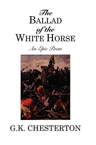 9781434479341: The Ballad of the White Horse