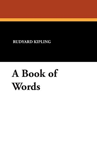 9781434486387: A Book of Words