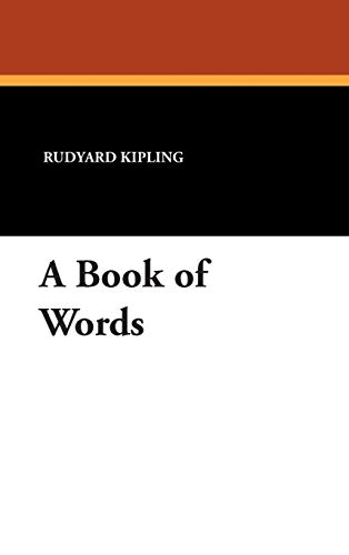 9781434486394: A Book of Words