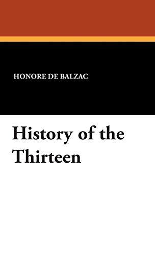 9781434492265: History of the Thirteen