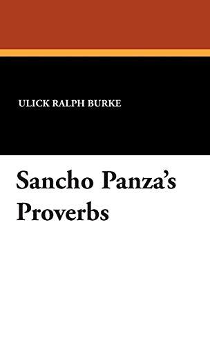 9781434492654: Sancho Panza's Proverbs