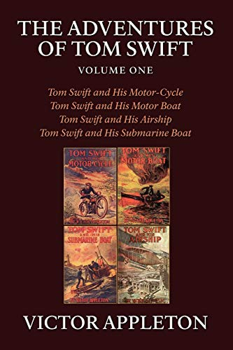 9781434499820: The Adventures of Tom Swift, Volume One: Four Complete Novels