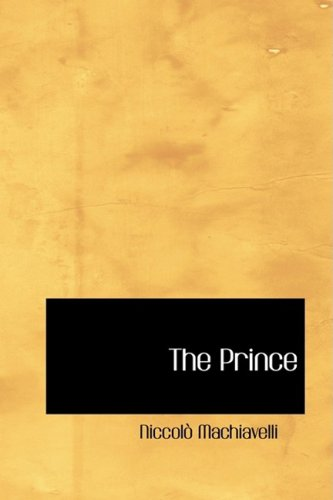 The Prince (1434603504) by Machiavelli, Niccolò