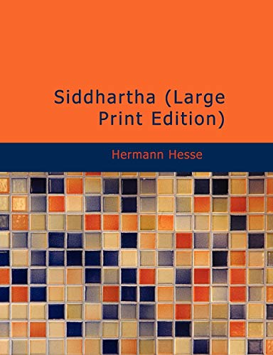 Siddhartha (1434605000) by Hermann Hesse