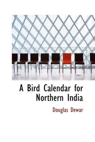 9781434606303: A Bird Calendar for Northern India
