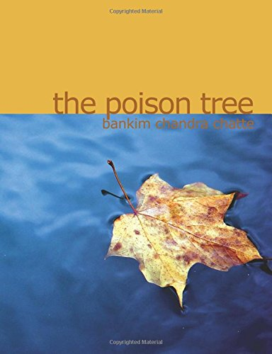 9781434609410: The Poison Tree (Large Print Edition)