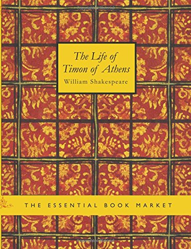9781434611048: The Life of Timon of Athens