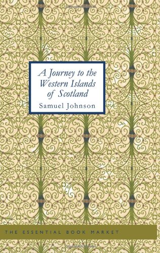 9781434617033: A Journey to the Western Islands of Scotland