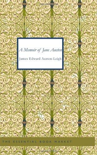 9781434628725: A Memoir of Jane Austen