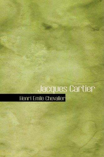 9781434634900: Jacques Cartier