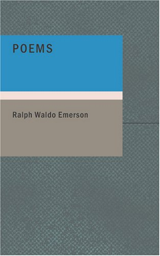 Poems; (Household Edition): Emerson, Ralph Waldo