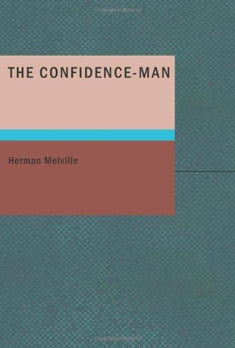 9781434643292: The Confidence-Man: His Masquerade