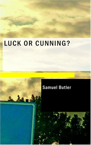 9781434666444: Luck or Cunning?