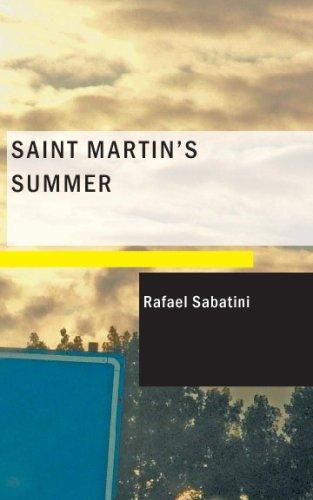 Saint Martin's Summer (9781434672445) by Rafael Sabatini
