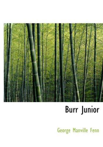 Burr Junior: George Manville Fenn