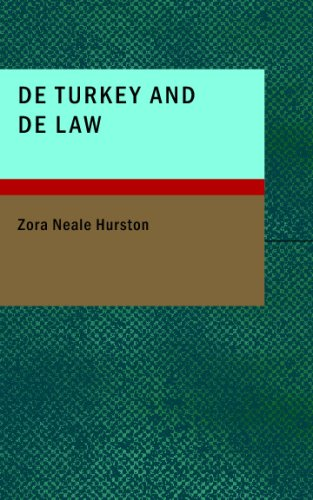 9781434687968: De Turkey and De Law: A Comedy in Three Acts