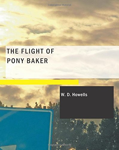9781434688996: The Flight of Pony Baker: A Boy's Town Story
