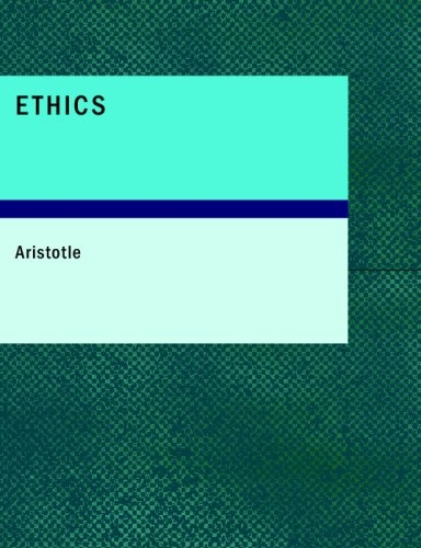 Ethics (1434689670) by Aristotle