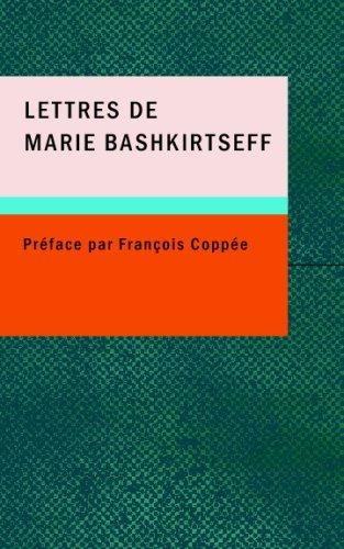 9781434691248: Lettres de Marie Bashkirtseff