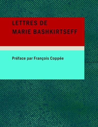 9781434691255: Lettres de Marie Bashkirtseff