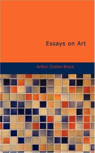 9781434695413: Essays on Art