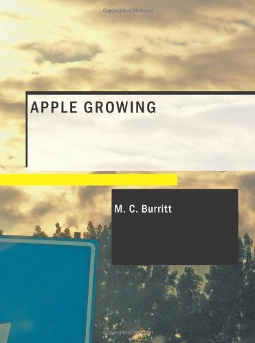 9781434699466: Apple Growing
