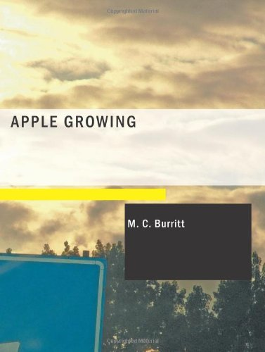 9781434699473: Apple Growing