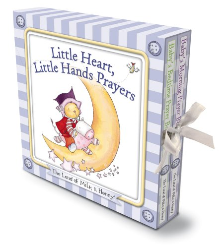 Little Heart, Little Hands Prayers: Boxed Set: Cook, David C