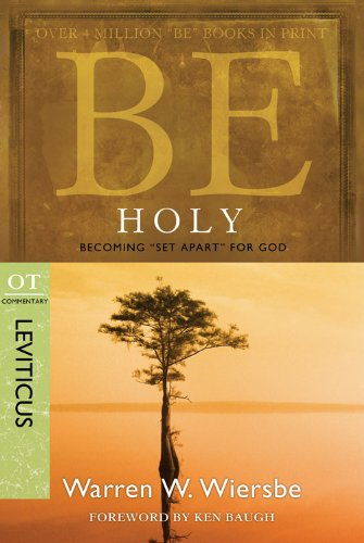 9781434700537: Be Holy (Leviticus): Becoming