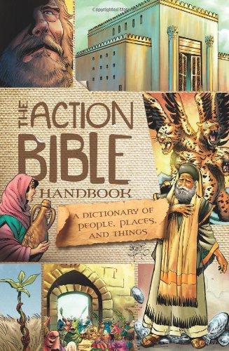 The Action Bible Handbook: Cariello, Sergio (ILT)
