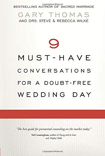 9781434705495: 9 Must-Have Conversations for a Doubt-Free Wedding Day