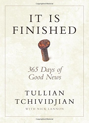 9781434708779: It Is Finished: 365 Days of Good News