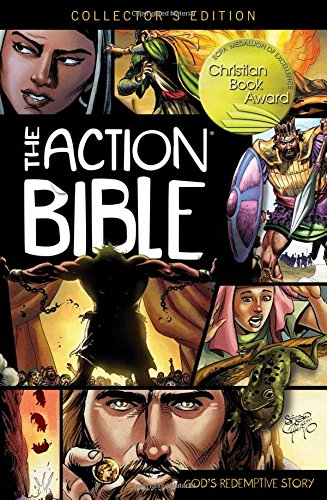 9781434709806: The Action Bible: God's Redemptive Story