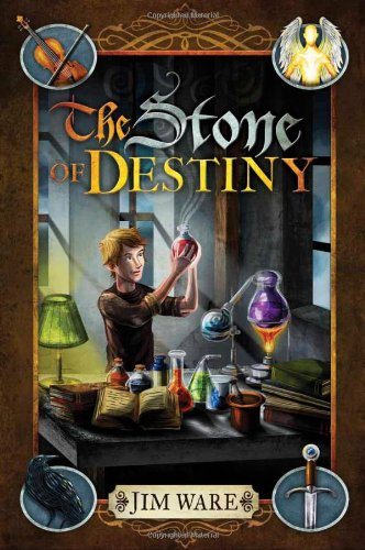 The Stone of Destiny: A Novel (1434764648) by Jim Ware
