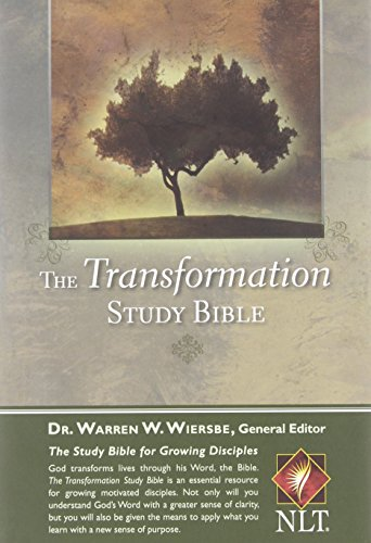 9781434765277: The Transformation Study Bible--Hardcover