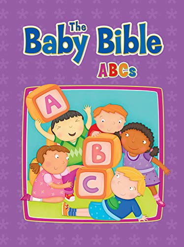 Baby Bible ABC (Baby Bible Series) (New)