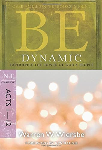 Comt-Be Dynamic (Acts 1-12) (Repack)