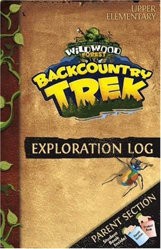 Wildwood Forest Back Country Trek Upper Elementary Student Book (Vbs 2009) (1434767620) by David C Cook