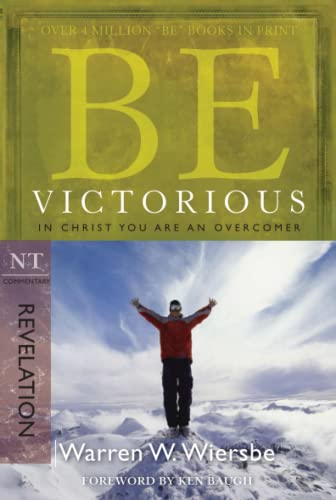 Comt-Be Victorious (Revelation) (Repack)