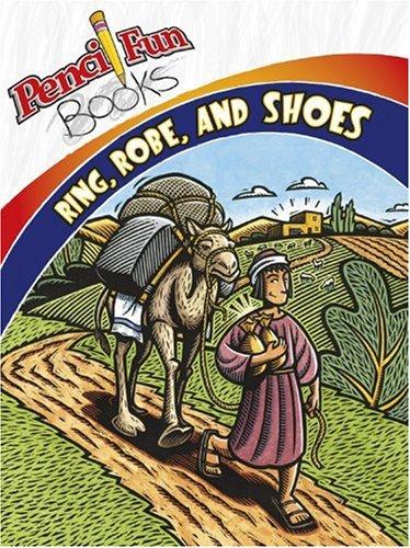 Ring, Robe & Shoes (Pencil Fun Books): Cook, David C.