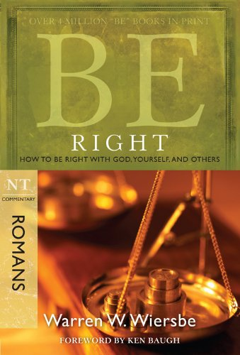 Comt-Be Right (Romans) (Repack)