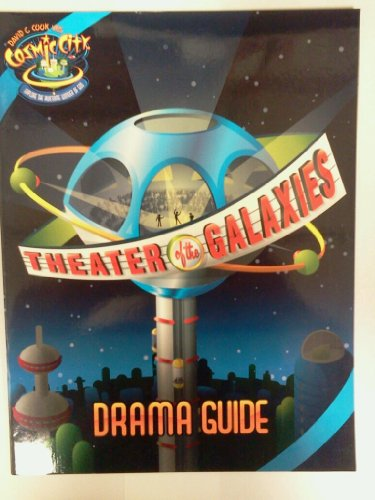 Cosmic City Theater of the Galaxies Bible Drama Guide (Vacation Bible School 2008)