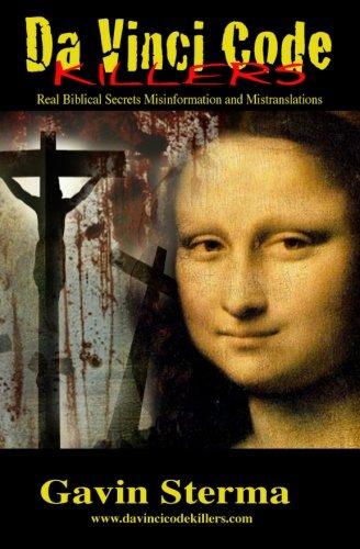 9781434801227: Da Vinci Code Killers: Real Biblical Secrets, Misinformation And Mistranslations